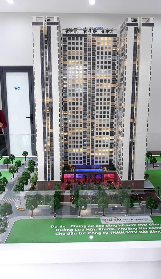 Căn hộ cao cấp Phú Tài Residence 2PN, diện tích 72.62m2, PTR.19.09, giá chỉ 25tr/m – Liên hệ PKD dự án: 0935264899 Mr Thiện