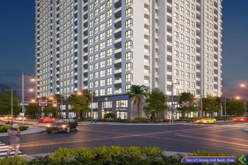 Căn hộ 2PN số 17 tầng 21 Chung cư cao cấp Phú Tài Residence Quy Nhơn diện tích 72.62 m2, Liên hệ: 0902349387 (PKD Dự Án)