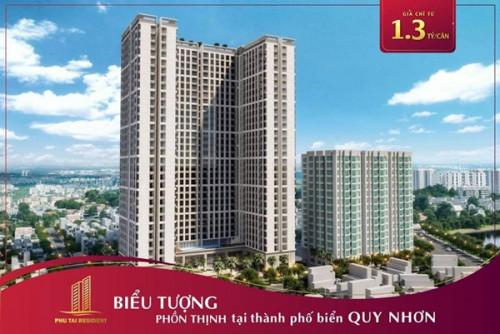 Căn hộ cao cấp Phú Tài Residence Quy Nhơn, mã căn số 21 tầng 21, diện tích 72.62 m2 , 2PN. Liên hệ: 0902349387- PKD Dự Án
